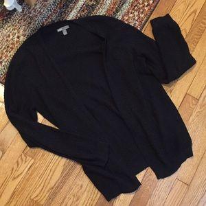 ASOS Men's Black Knit Cardigan